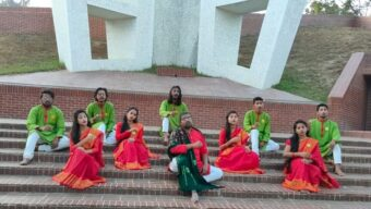 """Completion of Mrittikay Mahakal's cultural project """"Let The Light Come"""""""