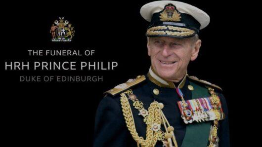 The Funeral of HRH The Prince Philip, Duke of Edinburgh